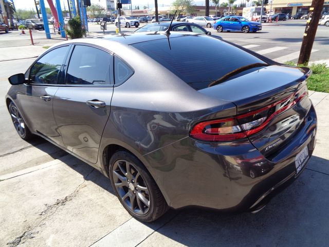 2015 Dodge Dart SXT at Juniors Motorsports